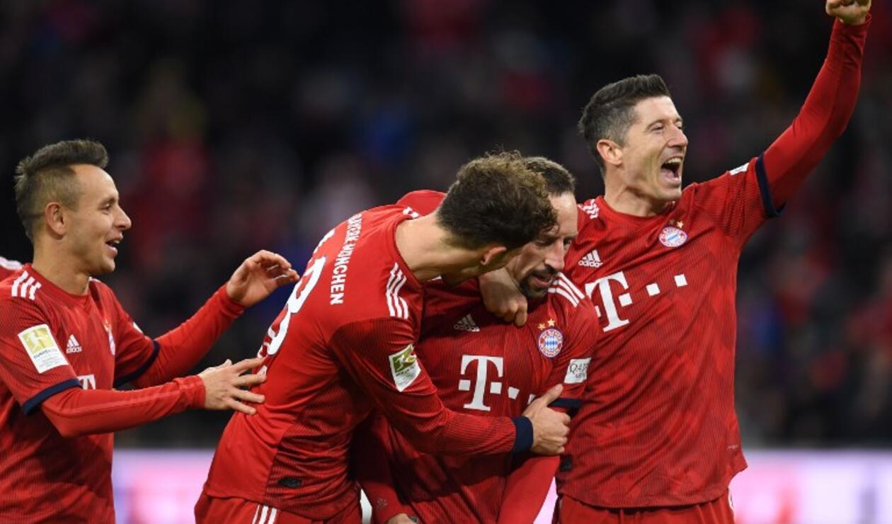 Bayern vs Nuremberg