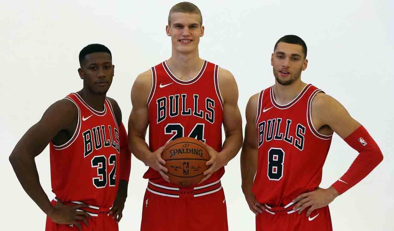 Chicago Bulls - NBA 2018