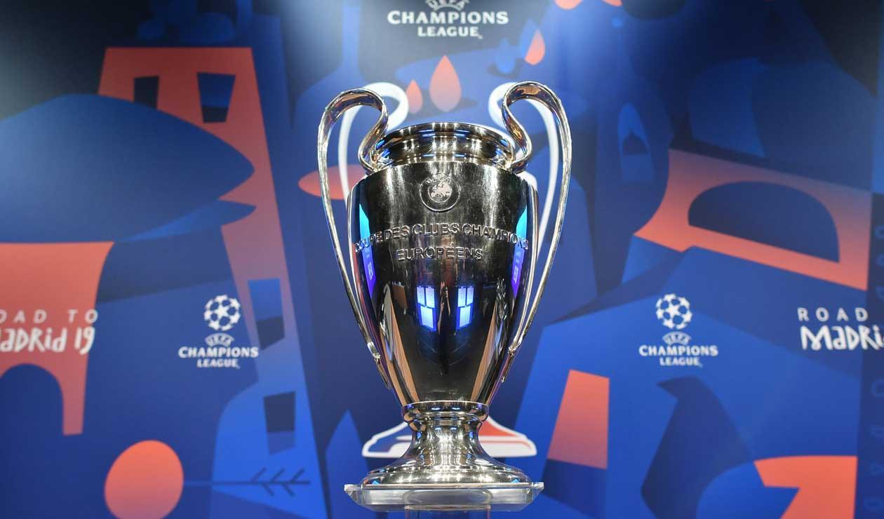 Champions League: así quedaron las llaves de los cuartos de final ...