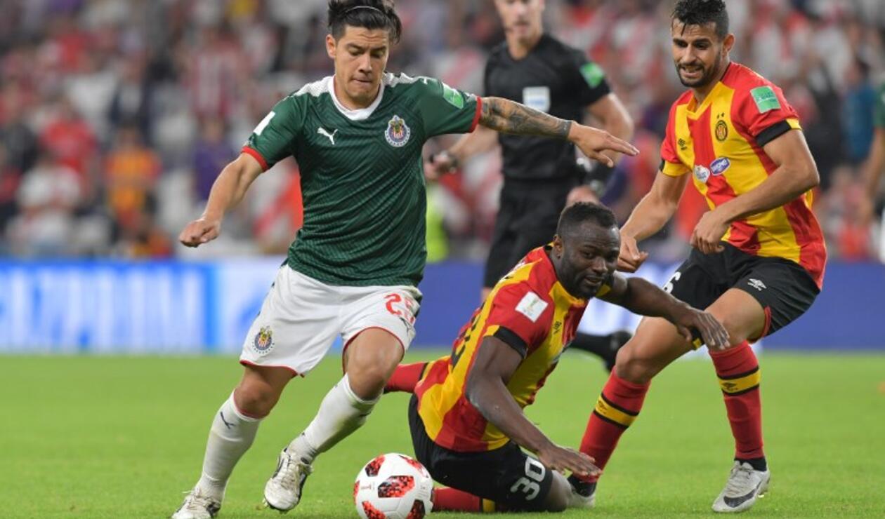 Chivas de Guadalajara vs Esperance Tunis, Mundial de Clubes