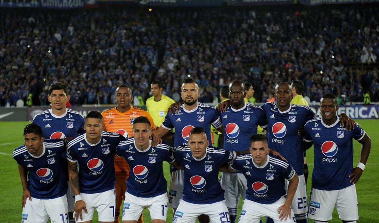Millonarios 2018