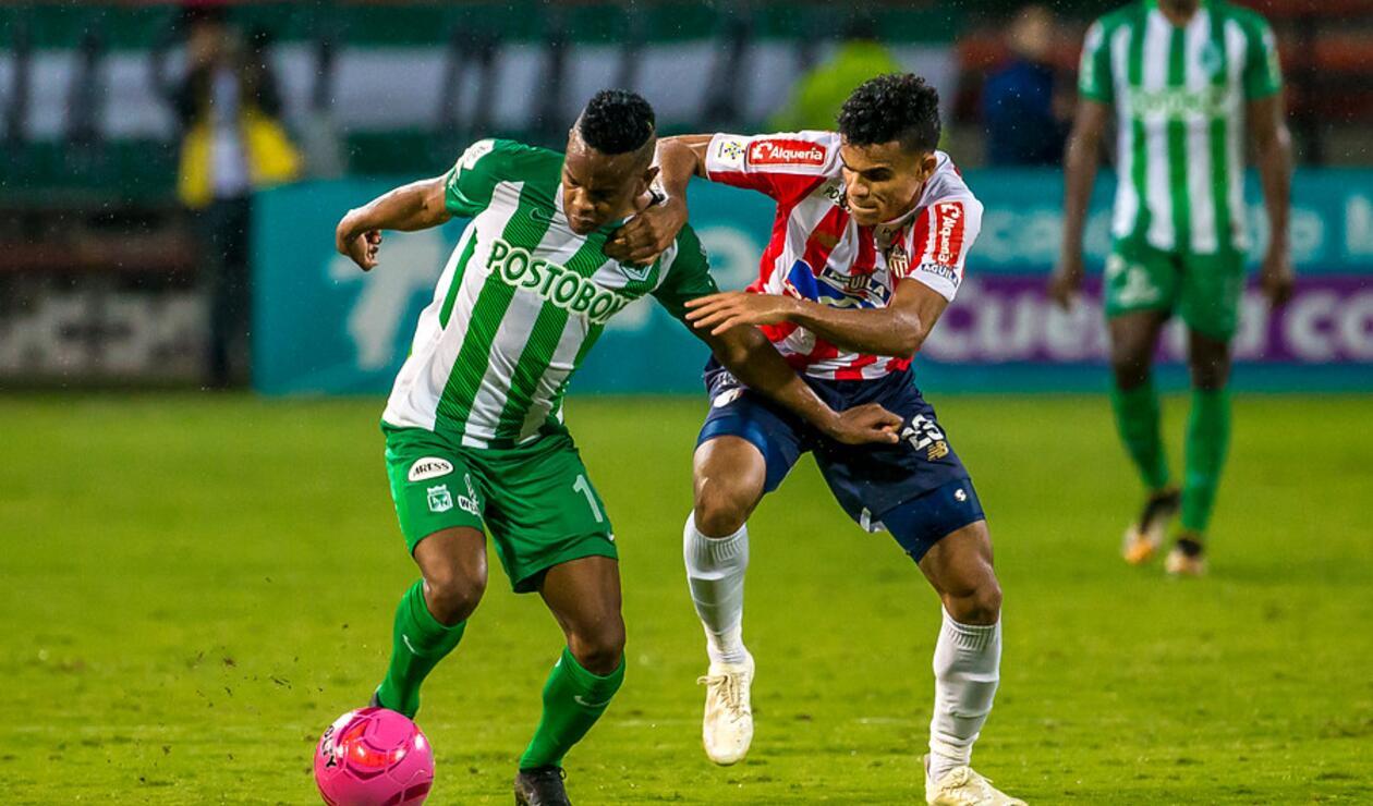 Luis Díaz, jugador de Junior de Barranquilla