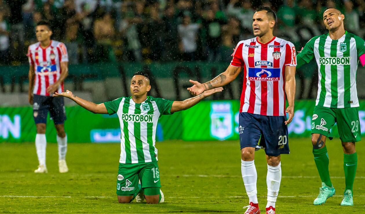Valdimir Hernández y Marlon Piedrahita