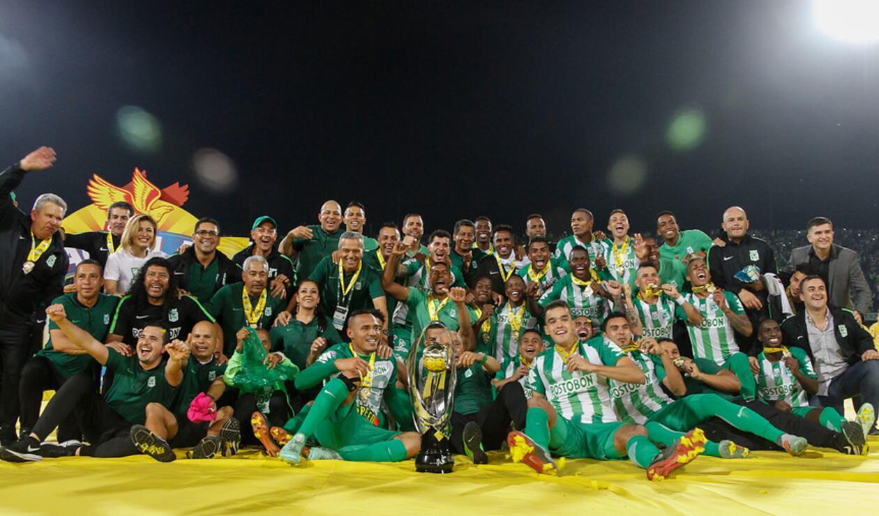 Atlético Nacional - Copa Águila 2018
