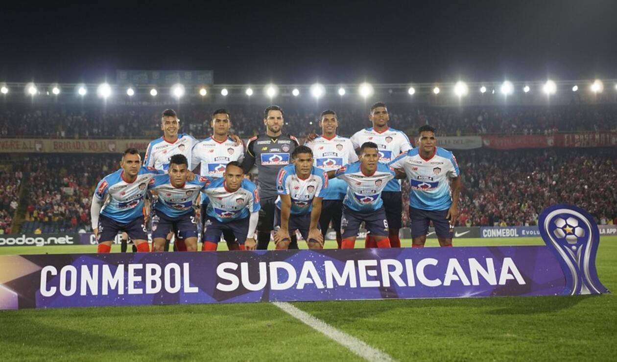 Junior de Barranquilla - Copa Sudamericana 2018