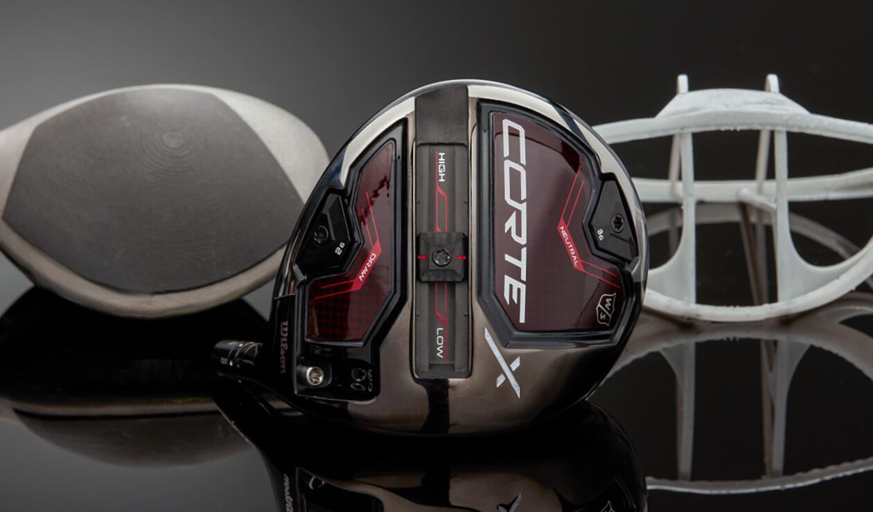 Cortex es el nuevo palo de golf de Wilson