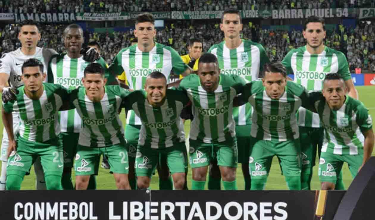 Equipo Nacional Libertadores