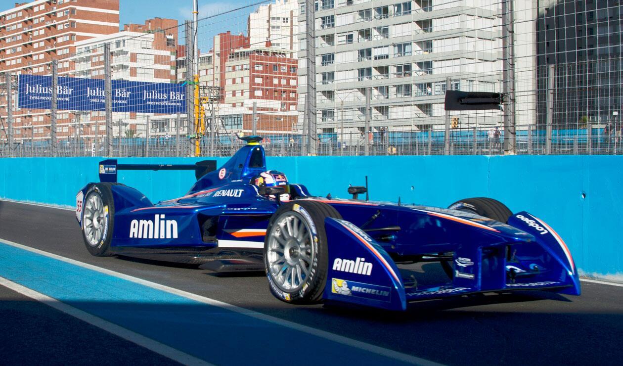 Antonio Félix da Costa, primer ganador de la temporada en la Fórmula E