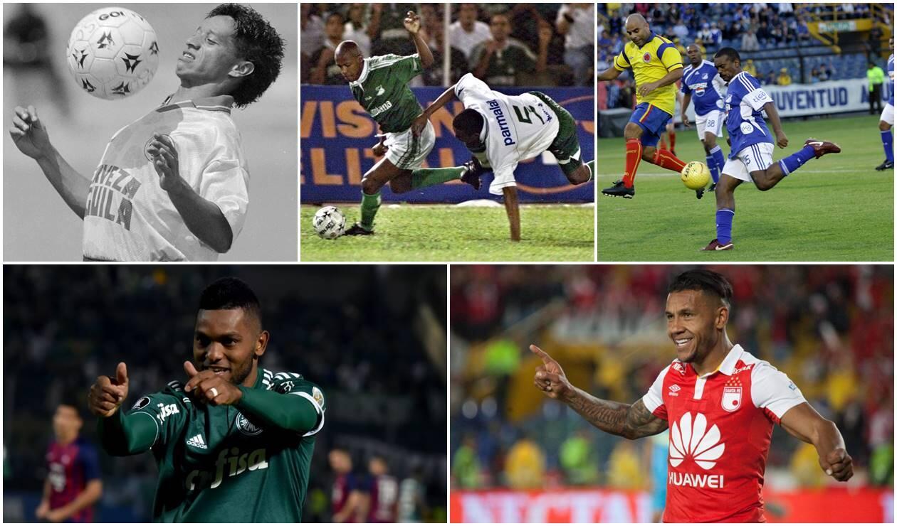 Goleadores colombianos de la Copa Libertadores