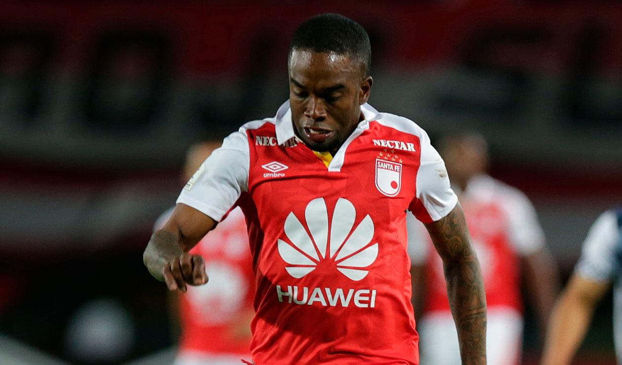 Hernán Darío Burbano volvió al fútbol mexicano para jugar en