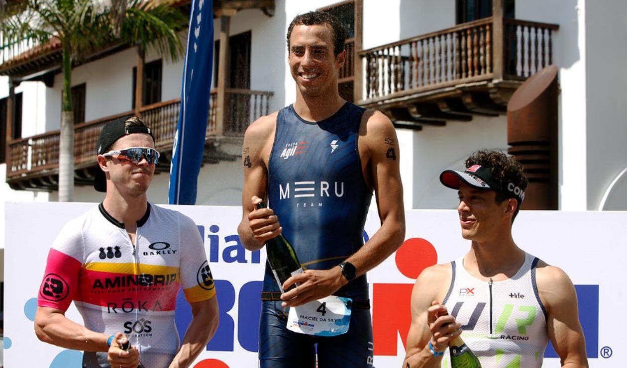 Ironman 70.3 Cartagena 2018