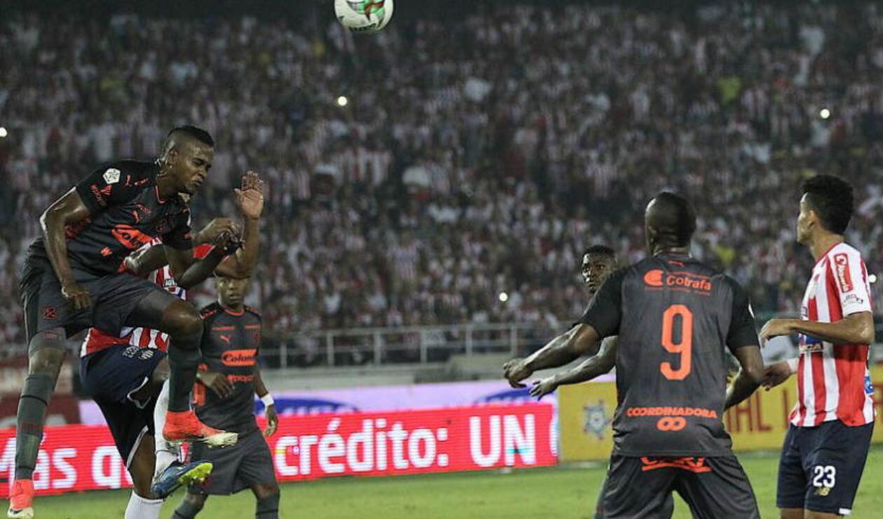 Junior superó a Medellín