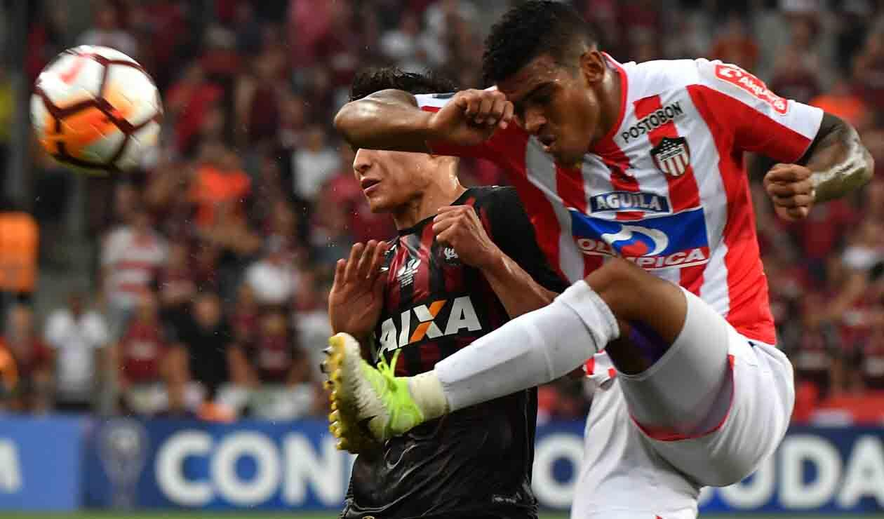 Atlético Paranaense vs Junior de Barranquilla - Final Copa Sudamericana 2018