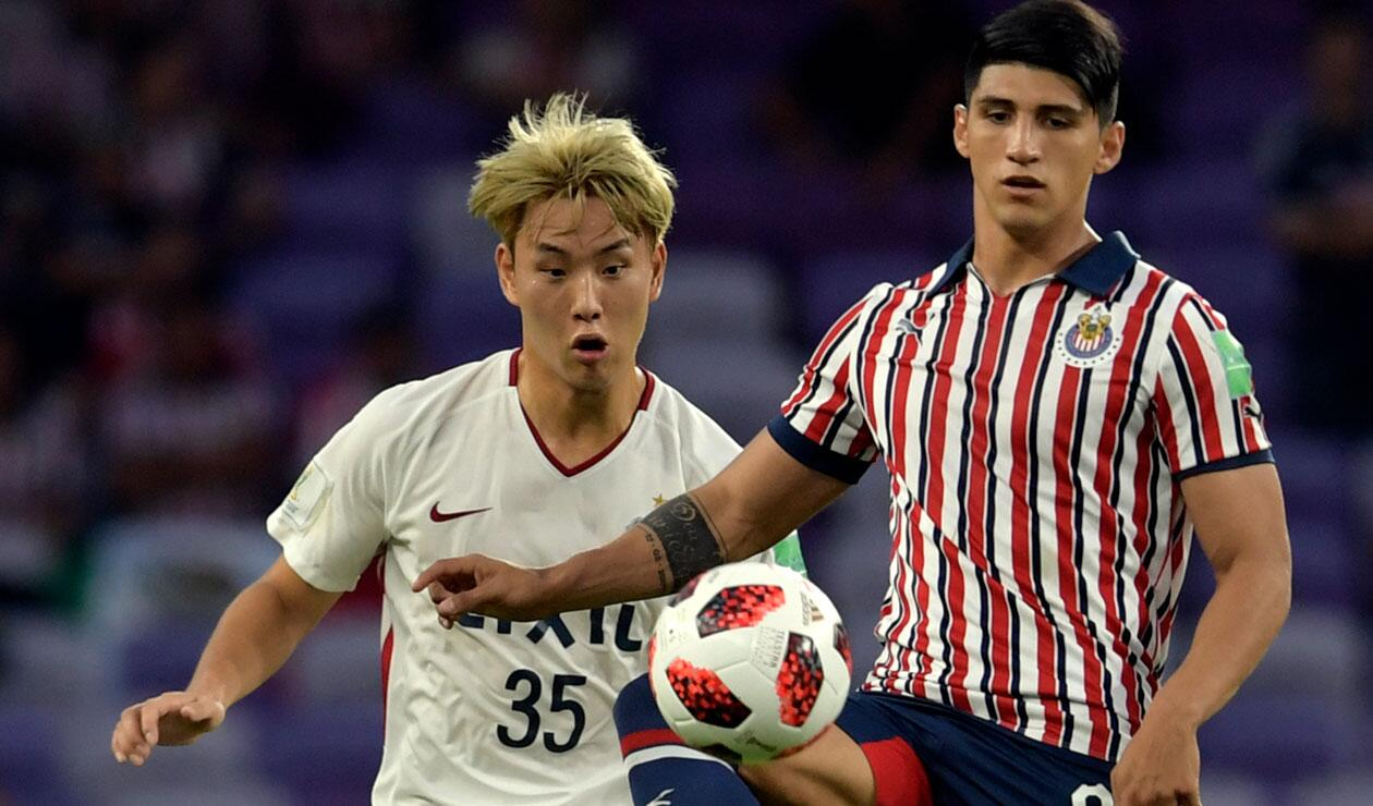 Kashima venció sin atenuantes a Chiva de Guadalajara en el Mundial de clubes