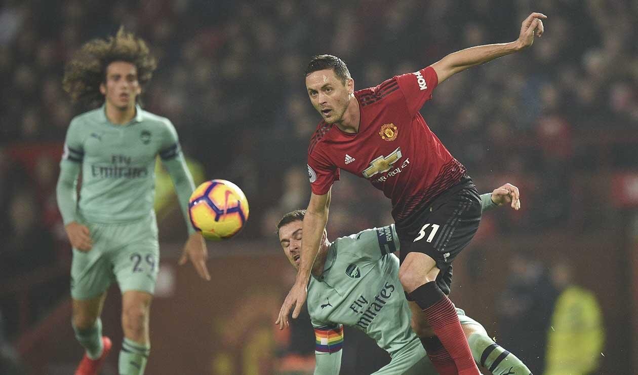 Manchester United vs Arsenal, Premier League
