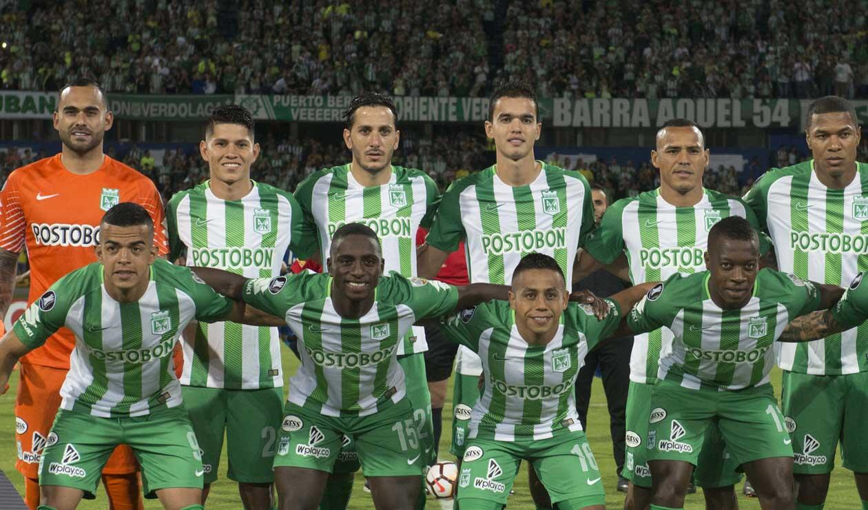 Atlético Nacional 2018