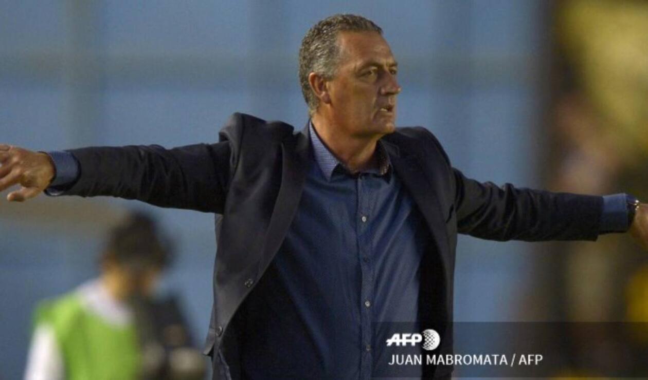 Gustavo Alfaro, nuevo técnico de Boca Juniors
