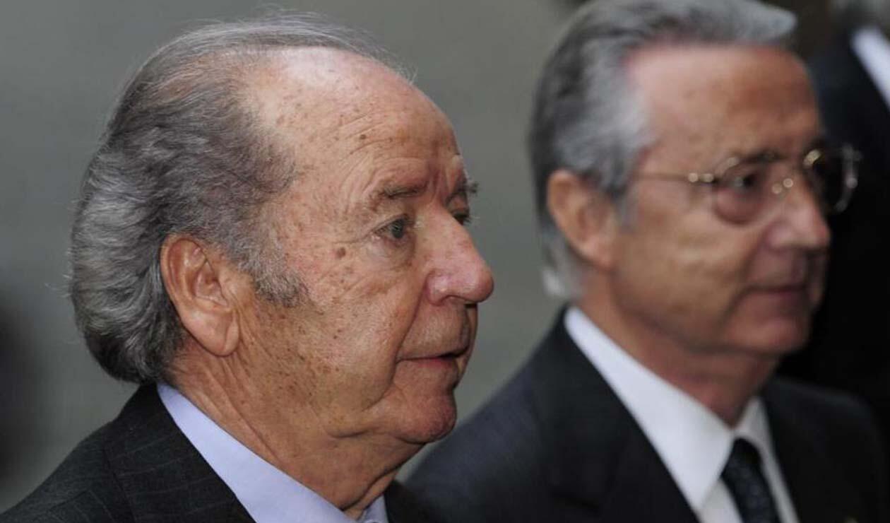 Josep Lluís Núñez, expresidente del Barcelona