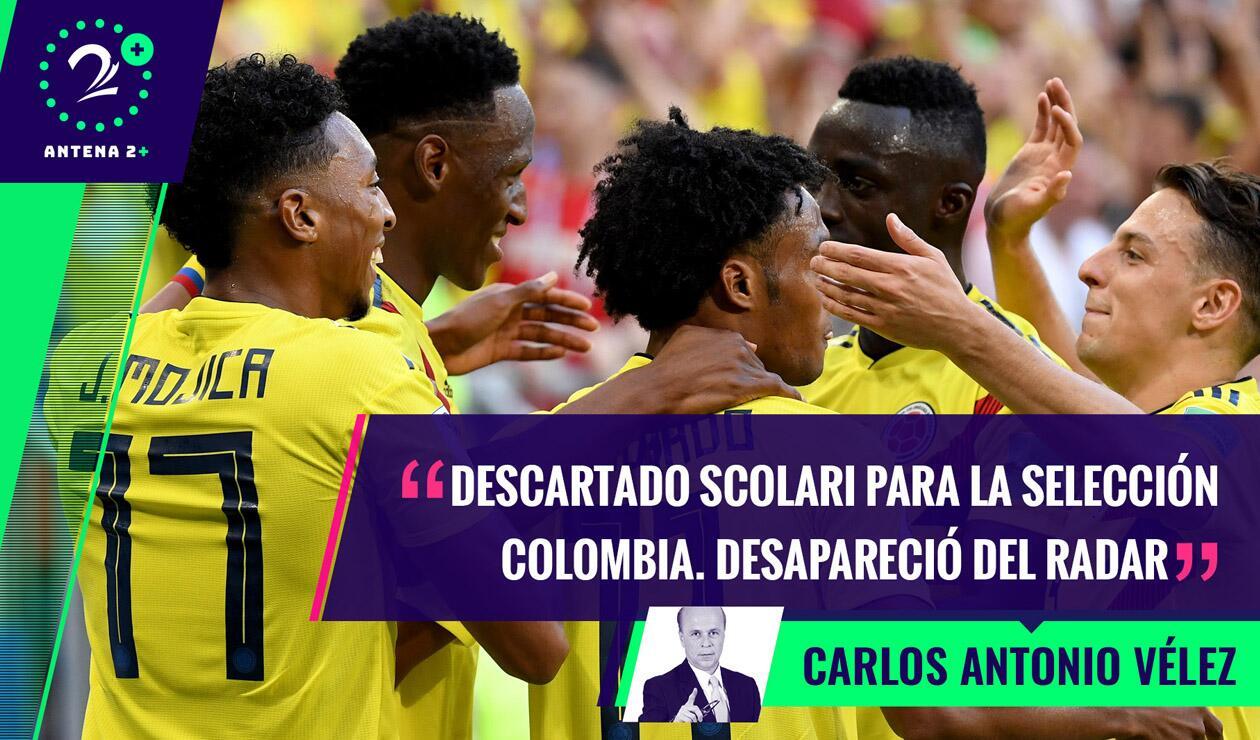 Selección Colombia - Palabras Mayores