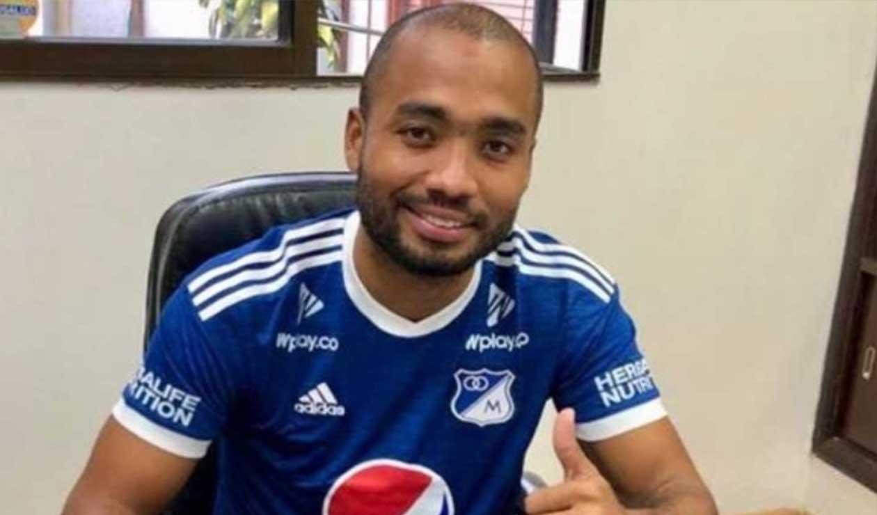 Luis Payares, nuevo jugador de Millonarios