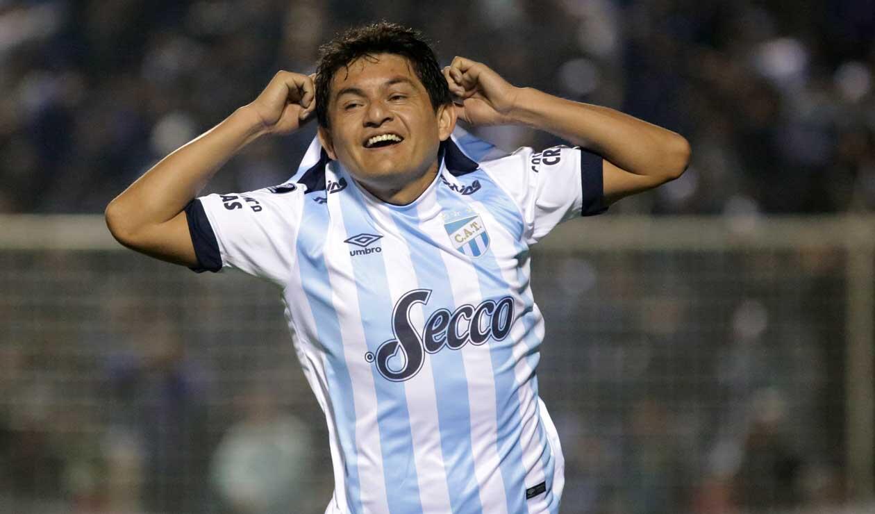 Luis 'Pulga' Rodríguez - Atlético Tucumán