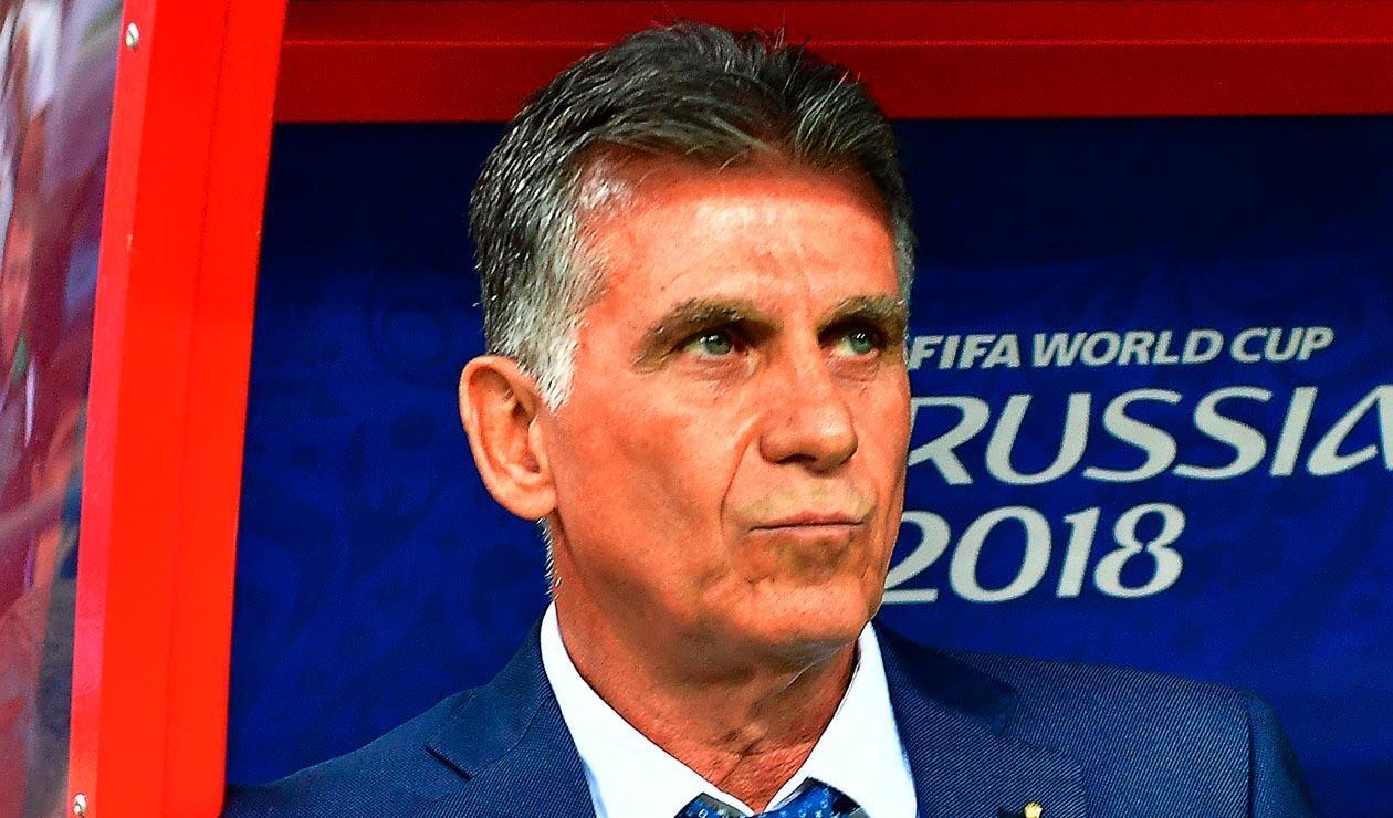 Carlos Queiroz, el mayor opcionado para convertirse en técnico de la Selección Colombia
