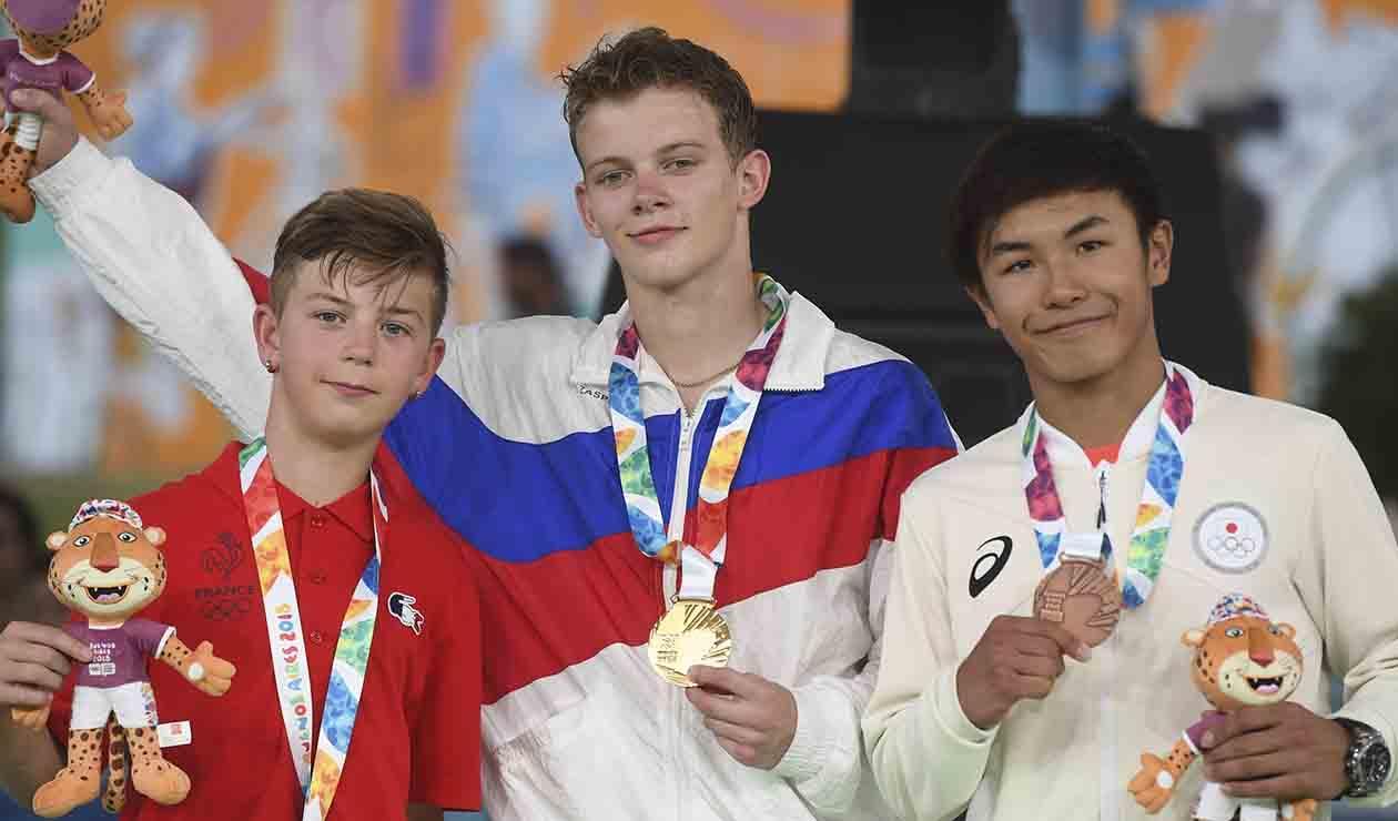 Rusia - Juegos Olímpicos