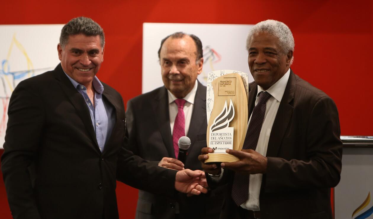 Luis Fernando Suárez, Hernán Peláez y Francisco Maturana