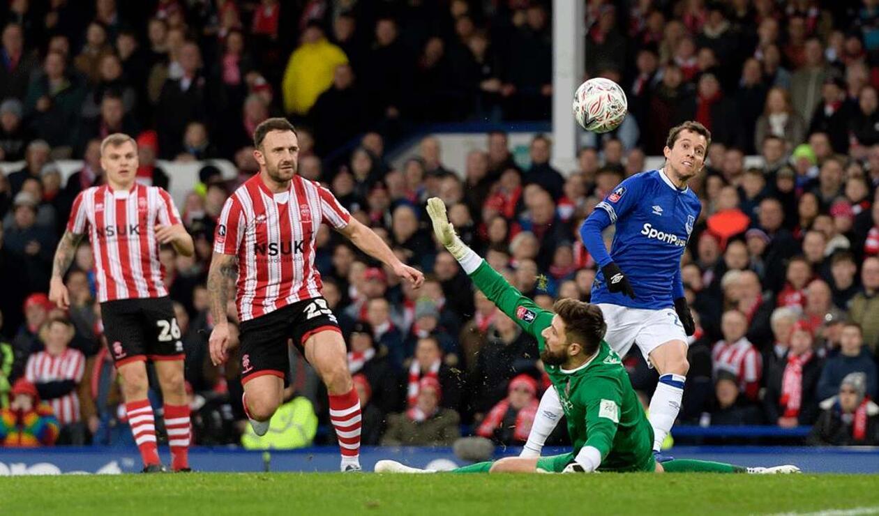 Everton vs Lincoln City, FA Cup