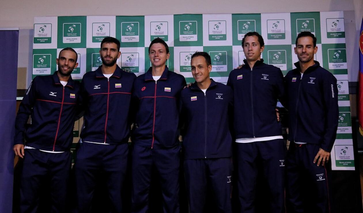 Equipo de Colombia de Copa Davis