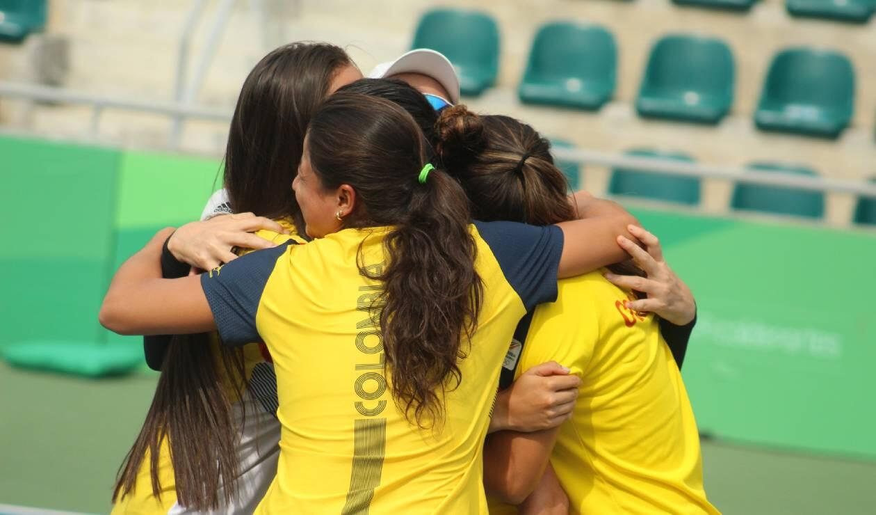 Colombia Femenina Fed Cup
