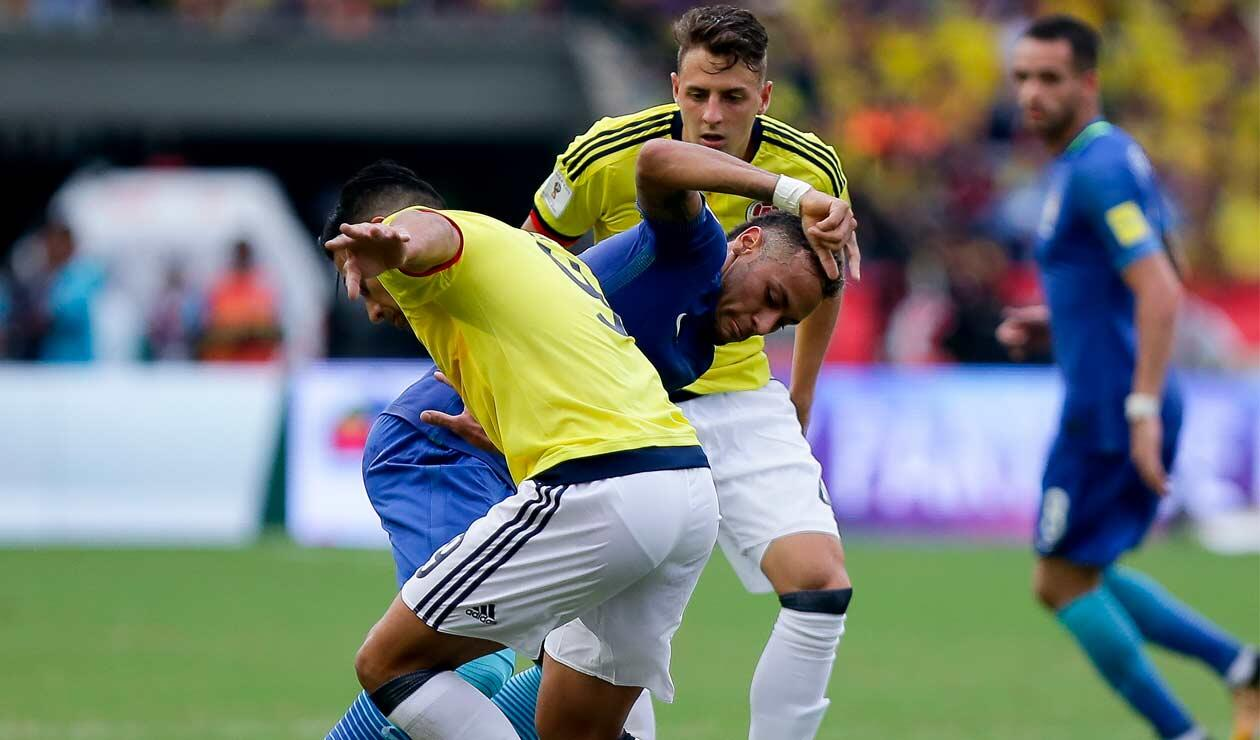 La Fiscalía logró determinar que la boletería para el partido del 5 de septiembre de 2017 entre Colombia y Brasil