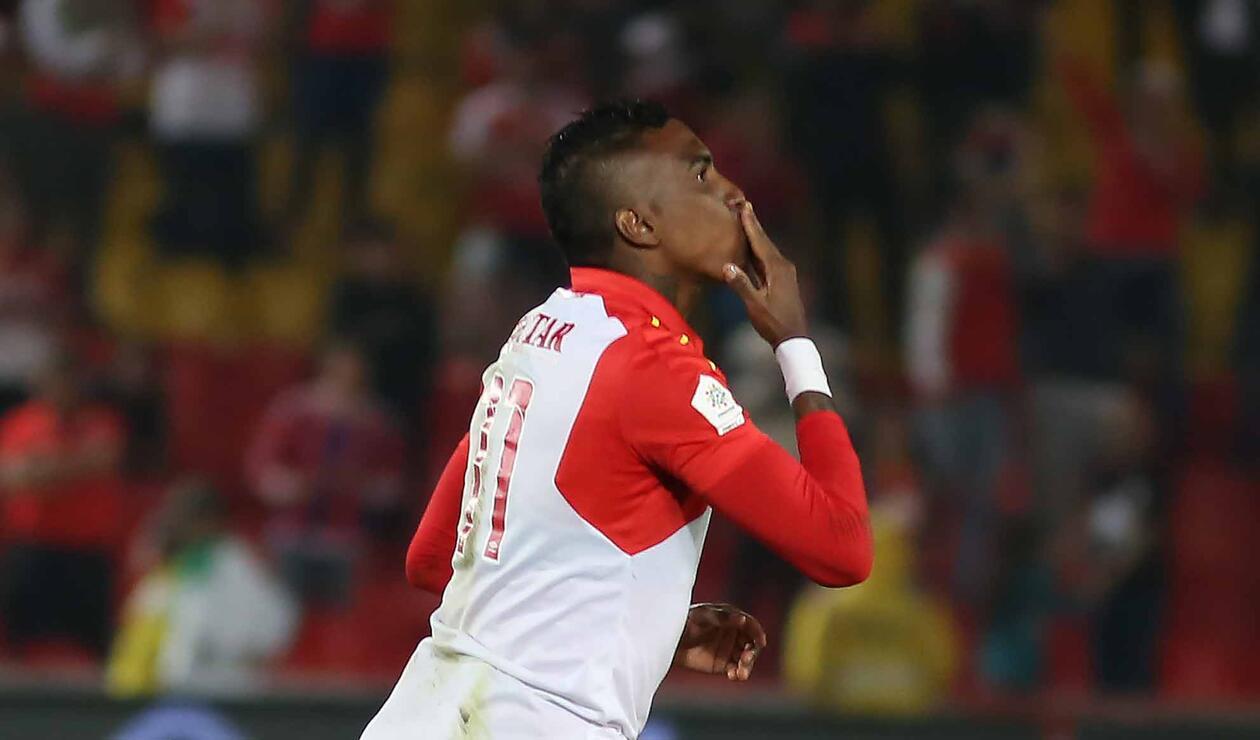 Santa Fe vs Cúcuta - Liga Águila 2019-I Fecha 2