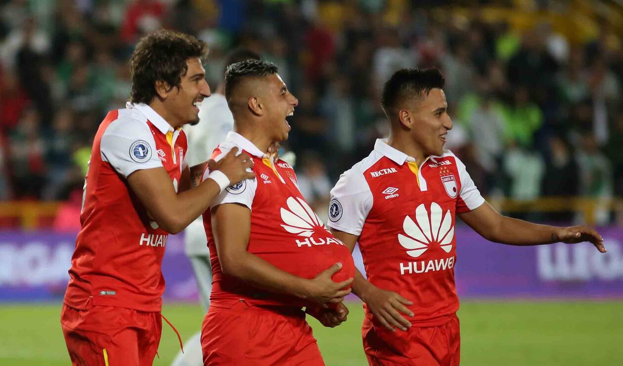 Independiente Santa Fe Atlético Nacional 2019 • Torneo Fox