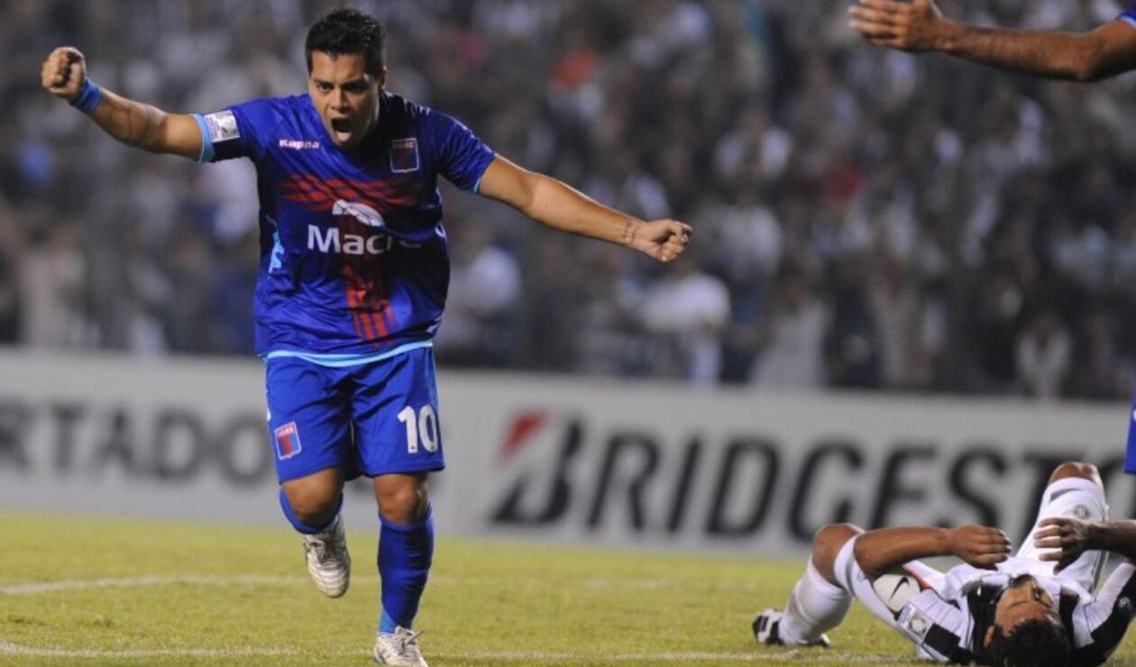 Matías Pérez García, volante del Cúcuta Deportivo