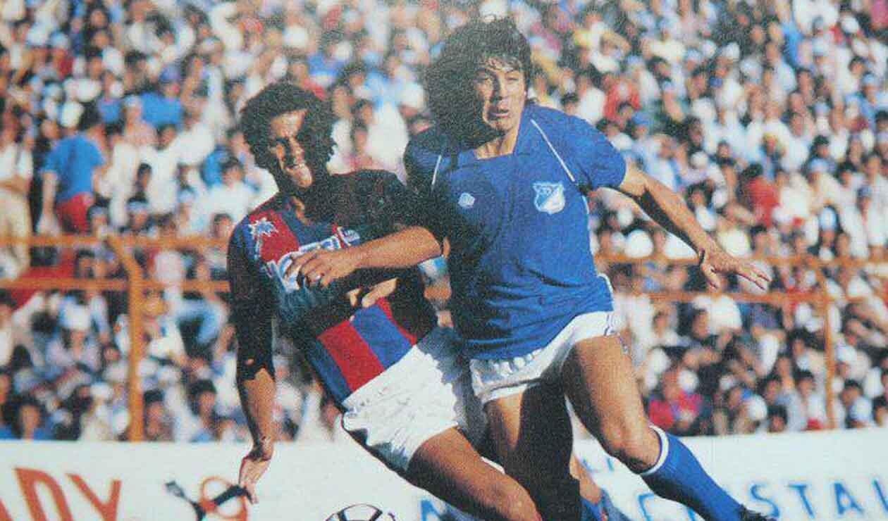 Radamel García King, jugando en Unión Magdalena