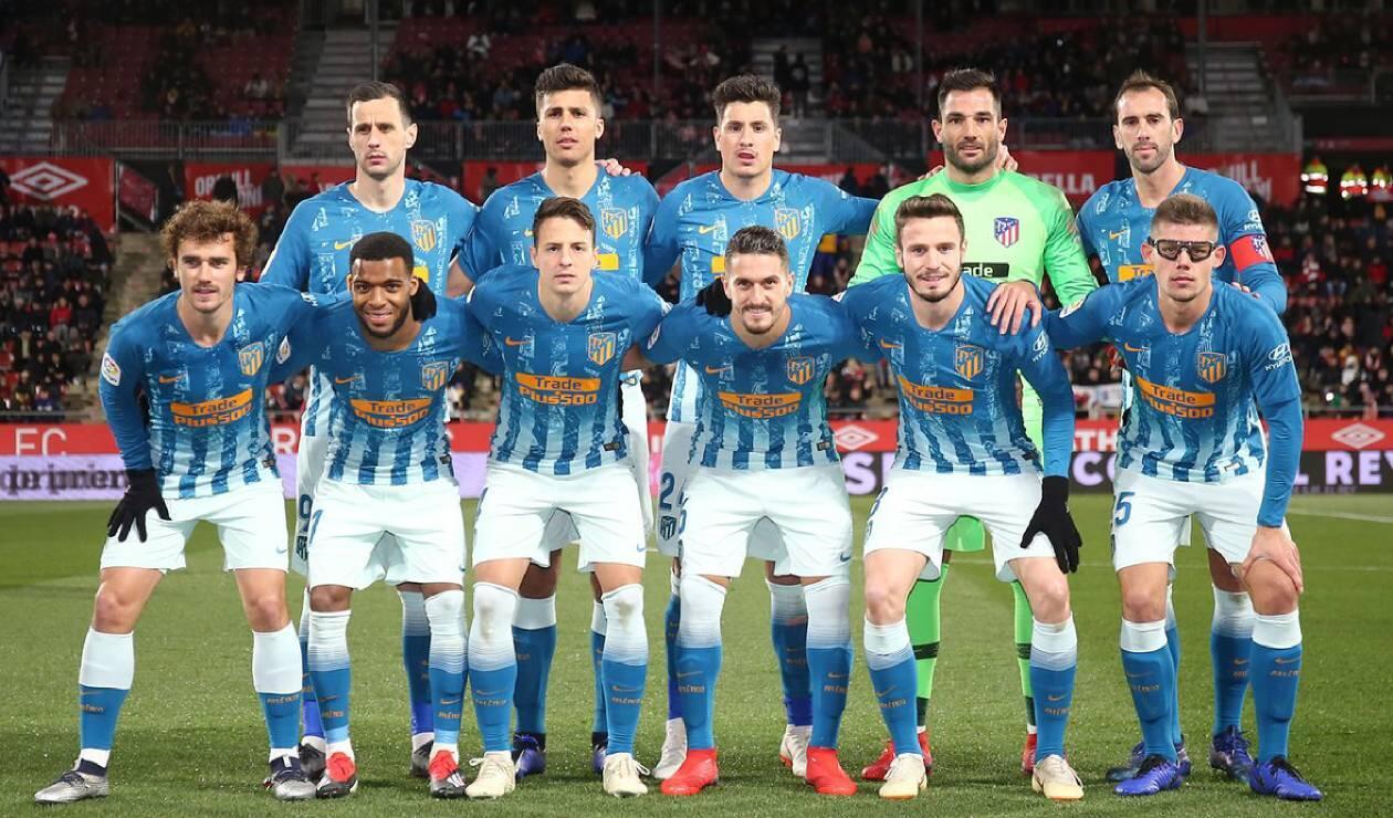Girona Vs Atlético Madrid