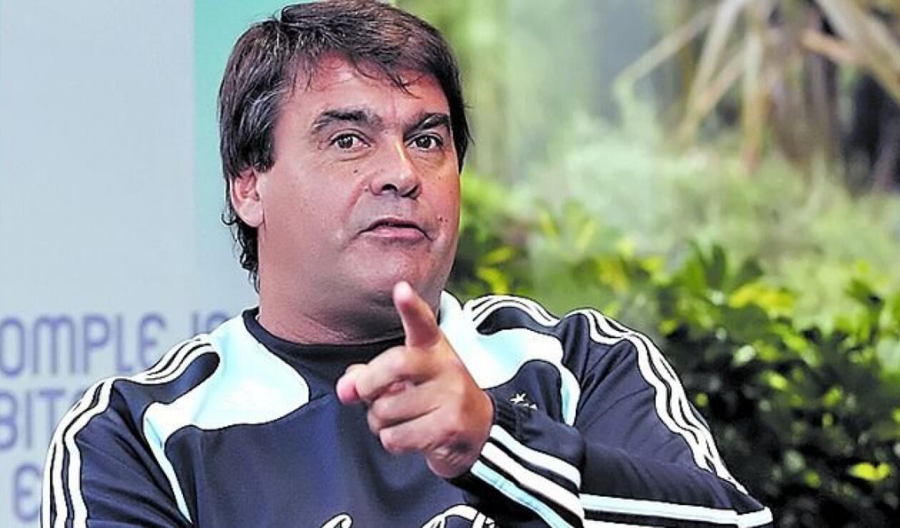 José Luis Brown, exfutbolista argentino