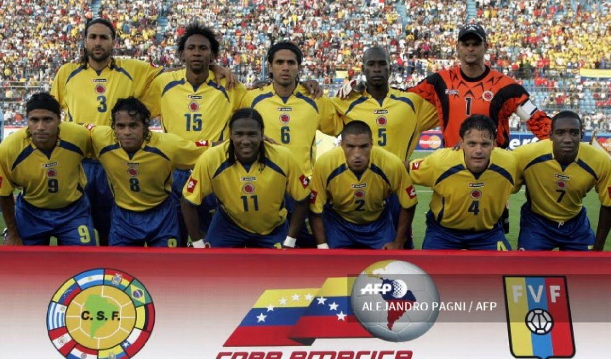Colombia Copa América 2007