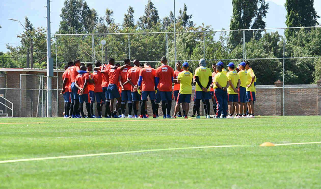 Colombia Sub 20: Selección Colombia Sub 20, Lista Para Debutar En El