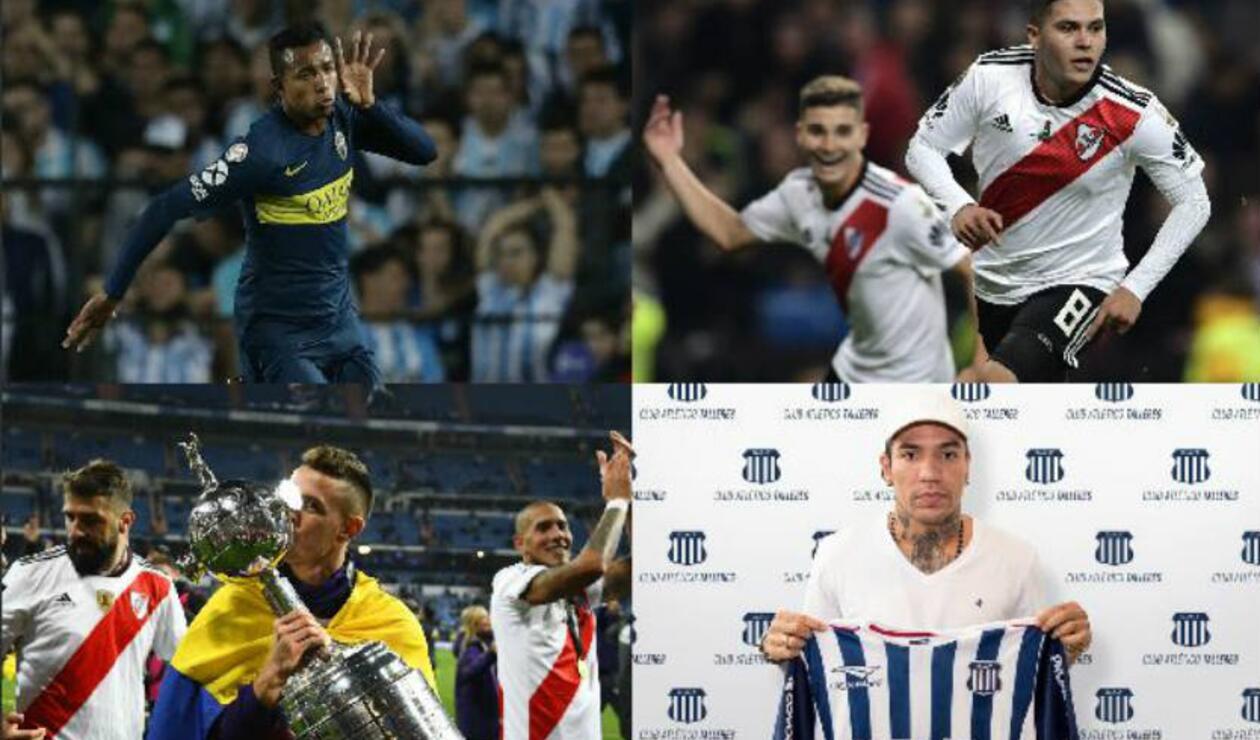 Colombianos en Argentina