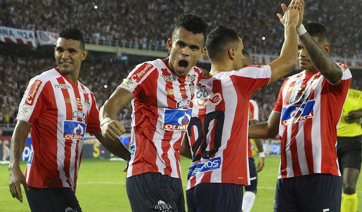 Luis Díaz, jugador de Junior