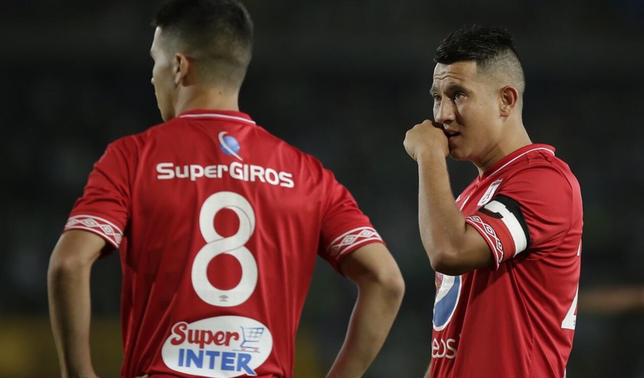 América de Cali - Daniel Buitrago y Cristian Álvarez