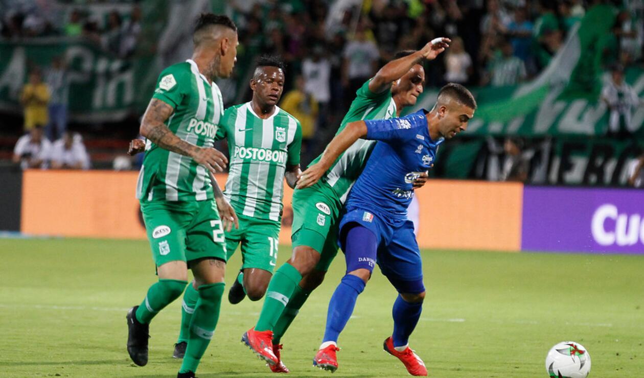 Atlético Nacional vs Once Caldas - Liga Águila Fecha 1