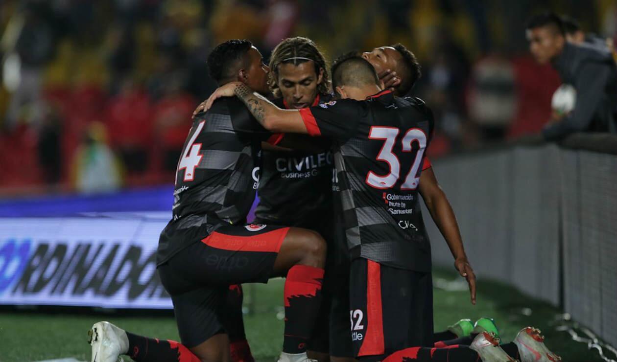 Cúcuta fue el equipo más destacado de la jornada