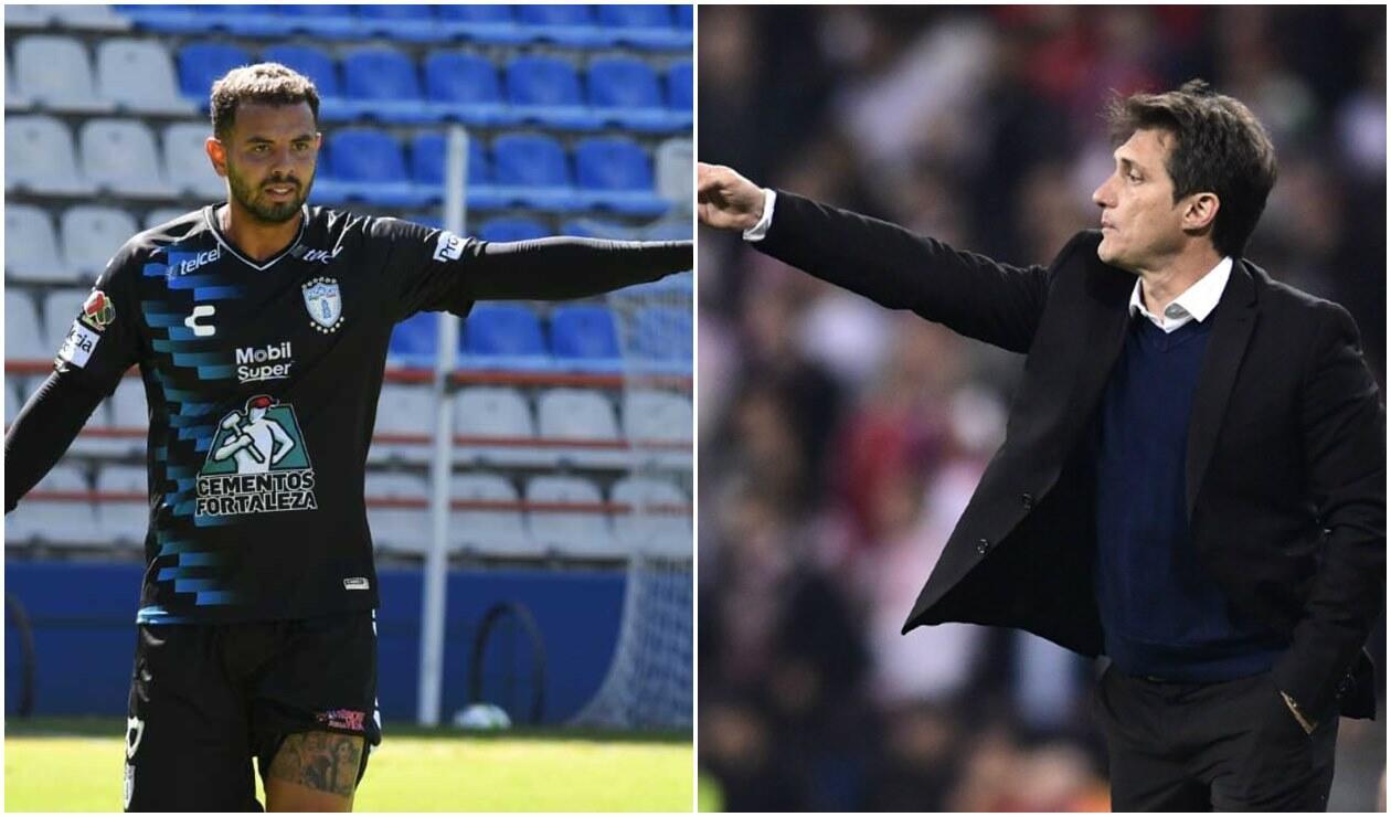 Edwin Cardona y Guillermo Barros Schelotto