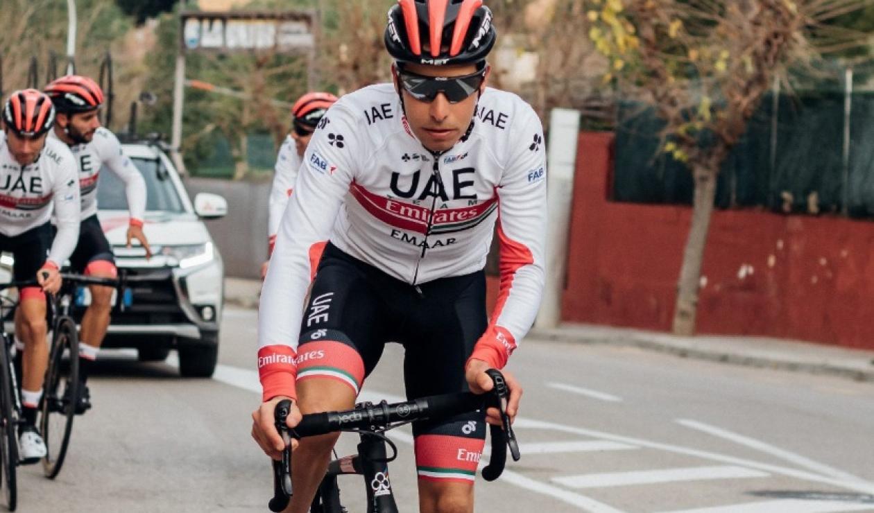 gran descuento colección de descuento muchos de moda Fabio Aru confirmó su participación en el Giro de Italia ...