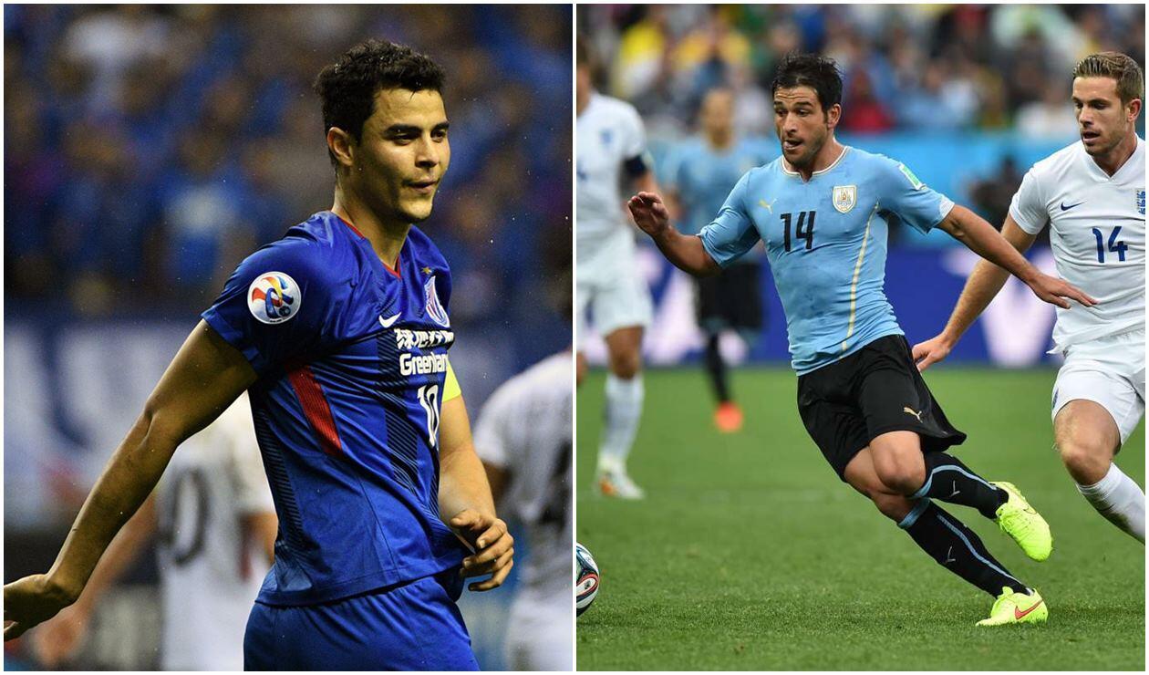 'Gio' Moreno y Nicolás Lodeiro sonaron fuertemente como opciones para el Junior de Barranquilla