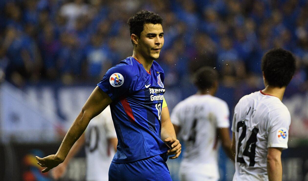 Giovanni Moreno, jugador colombiano