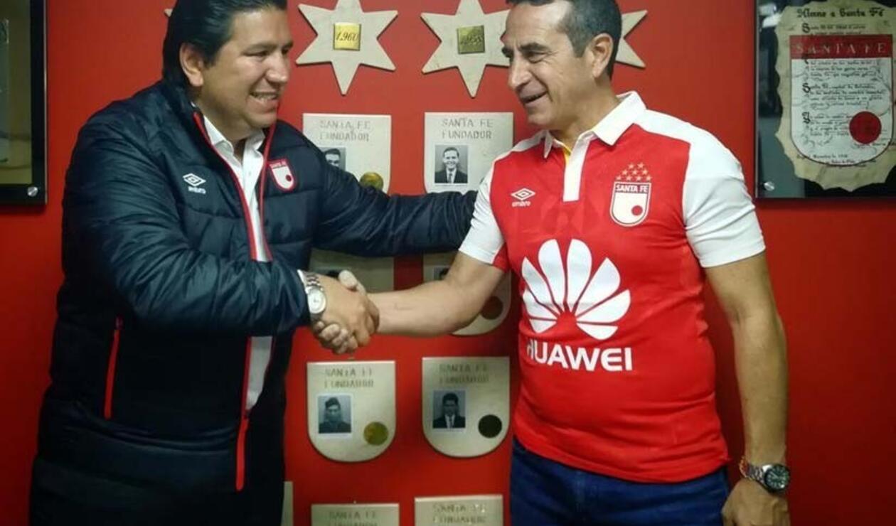 Juan Andrés Carreño y Guillermo Sanguinetti